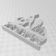 Télécharger plan imprimante 3D Geek Weeding Cake Center, PrintCraft