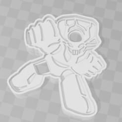Descargar archivo 3D mazinger z chibi cookie cutter, PrintCraft