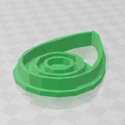 sinceridad 2.PNG Télécharger fichier STL Biscuit emblème de Digimon - Sincérité • Modèle pour imprimante 3D, PrintCraft