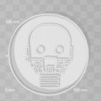Descargar modelos 3D para imprimir Star wars cookie cutter bundle x 5 !, PrintCraft