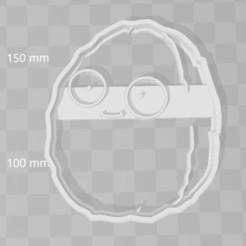 Télécharger fichier 3D Noix Plantes de noyer et zombies : l'emporte-pièce à l'emporte-pièce, PrintCraft