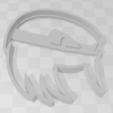 Télécharger fichier STL Knuckles - Sonic - Sonic - Sega Cookie Cutter, PrintCraft