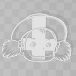 Fichier 3D mei totoro emporte-pièce à l'emporte-pièce, PrintCraft
