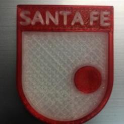 Télécharger fichier STL gratuit Bouclier de Santafe, brandcorvar