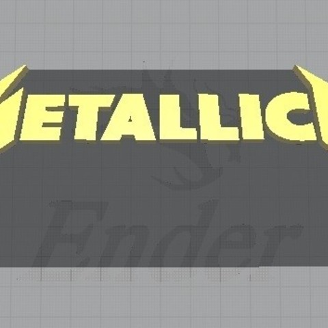 Download free 3D printer designs Metal, brandcorvar