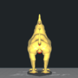 Download free 3D printing designs rooster, wild boar, moose, brandcorvar