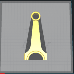 Download free STL files Connecting rod, brandcorvar