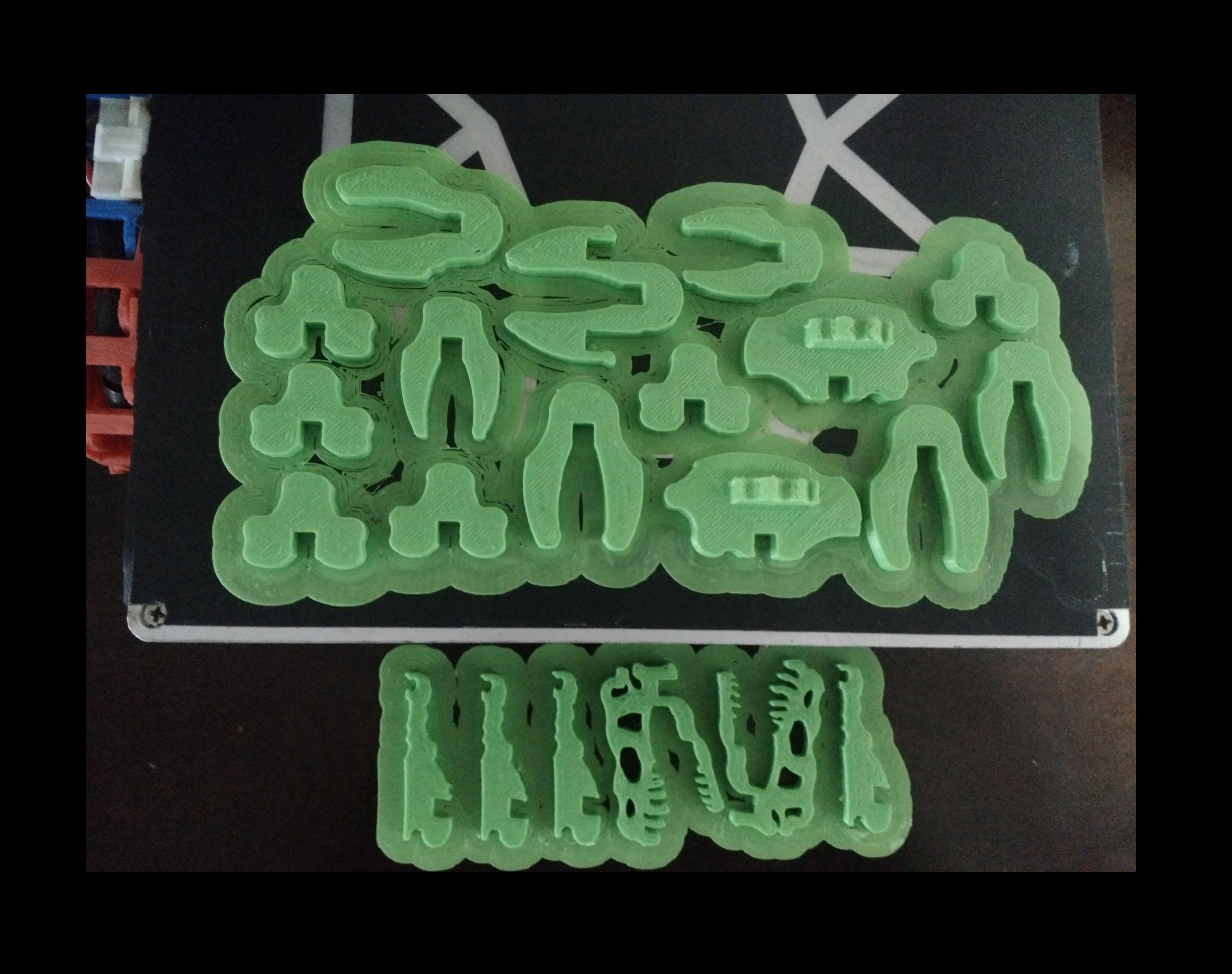 15378224178822.jpg Download free STL file Dinosaur Skel for 3D Printer! - Terry the Dinosaur! • 3D printer model, _aalejandrovr24
