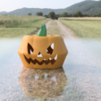 Free 3D print files Halloween Pumpkins! Set x 3, _aalejandrovr24
