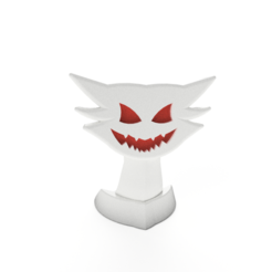 Free 3D printer model Ghost Ghostring! SET X 3, _aalejandrovr24