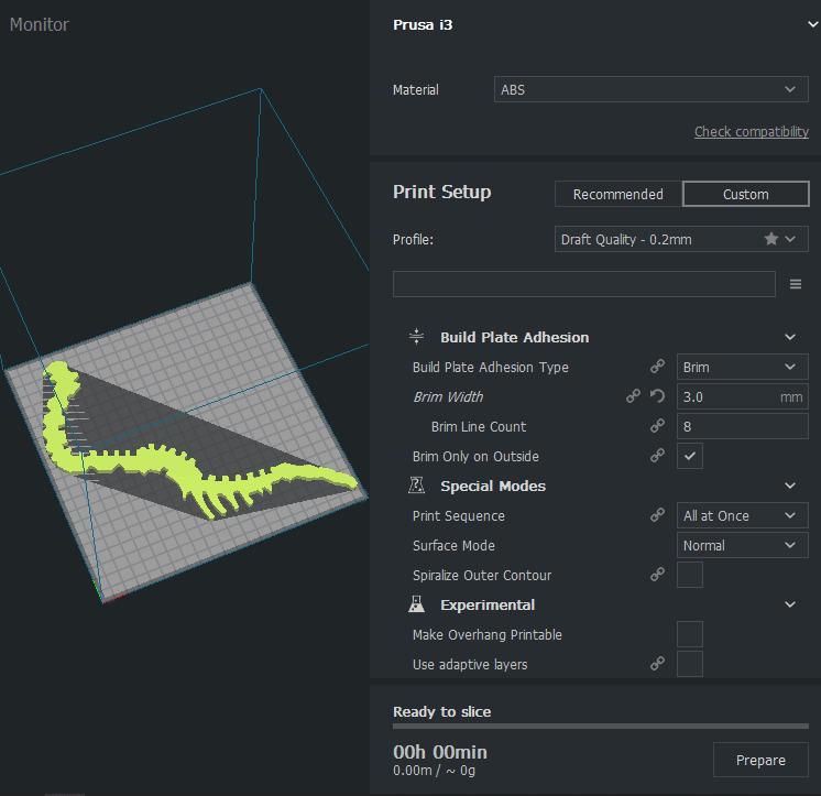 2.png Download free STL file Dinosaur Skel for 3D Printer! - Terry the Dinosaur! • 3D printer model, _aalejandrovr24