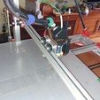 Télécharger plan imprimante 3D gatuit Soporte Hotend Chimera & Cyclops y 2 ventiladores de capa eje X Perfil aluminio 2020 // Soporte BMG + Hotend V6, celtarra12