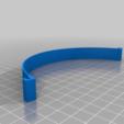 SUJECION_MASCARILLA_SIMPLE_AGARRE_150MM.png Télécharger fichier STL gratuit Porte-masque simple et double courbe + Boucle d'oreille (pour sauver les oreilles) • Objet pour imprimante 3D, celtarra12