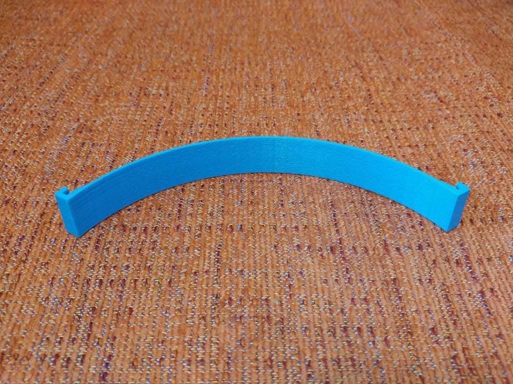20200613_154639_HDR.jpg Télécharger fichier STL gratuit Porte-masque simple et double courbe + Boucle d'oreille (pour sauver les oreilles) • Objet pour imprimante 3D, celtarra12