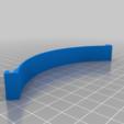 SUJECION_MASCARILLA_SIMPLE_AGARRE_120MM.png Télécharger fichier STL gratuit Porte-masque simple et double courbe + Boucle d'oreille (pour sauver les oreilles) • Objet pour imprimante 3D, celtarra12