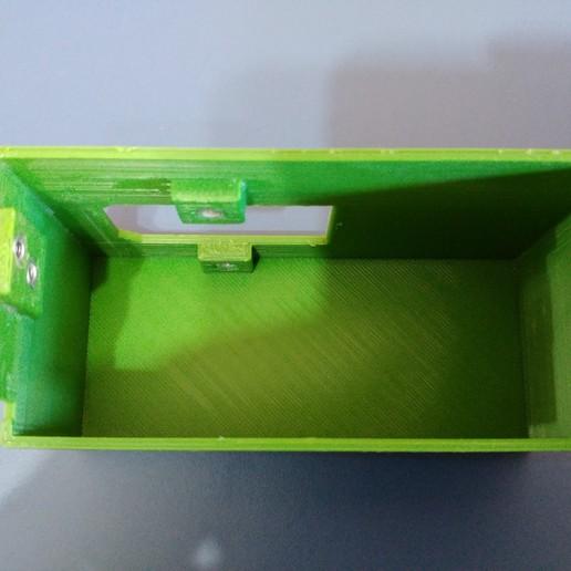 20190816_123220.jpg Télécharger fichier STL gratuit Carcasa Fuente de Alimentación con interruptor de encendido • Plan pour imprimante 3D, celtarra12
