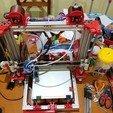 Download free STL file Parte Superior Eje Z con Rodamiento Anet AM8 • 3D printing design, celtarra12