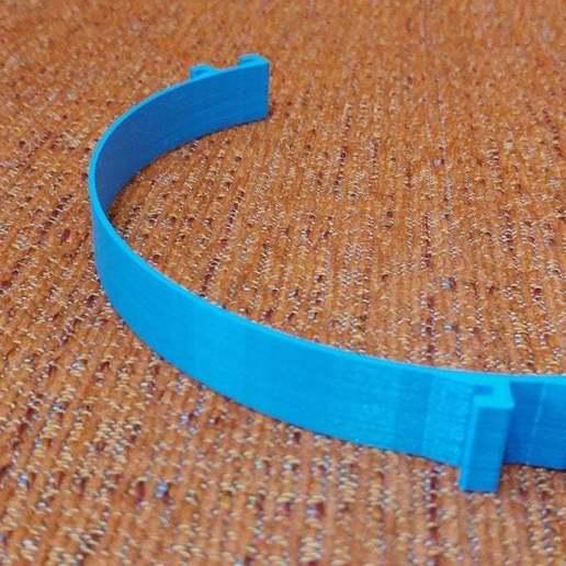 SUJECCION_MASCARILLA_DOBLE.jpg Télécharger fichier STL gratuit Porte-masque simple et double courbe + Boucle d'oreille (pour sauver les oreilles) • Objet pour imprimante 3D, celtarra12