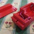 Télécharger fichier imprimante 3D gratuit Télémandes compatibles avec la batterie pour les téléphones portables BT24IK (4xAA rechargeables), celtarra12