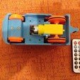 20181222_211219.jpg Télécharger fichier STL gratuit Tren Lego Duplo Motorizado controlado por Infrarojos • Objet à imprimer en 3D, celtarra12