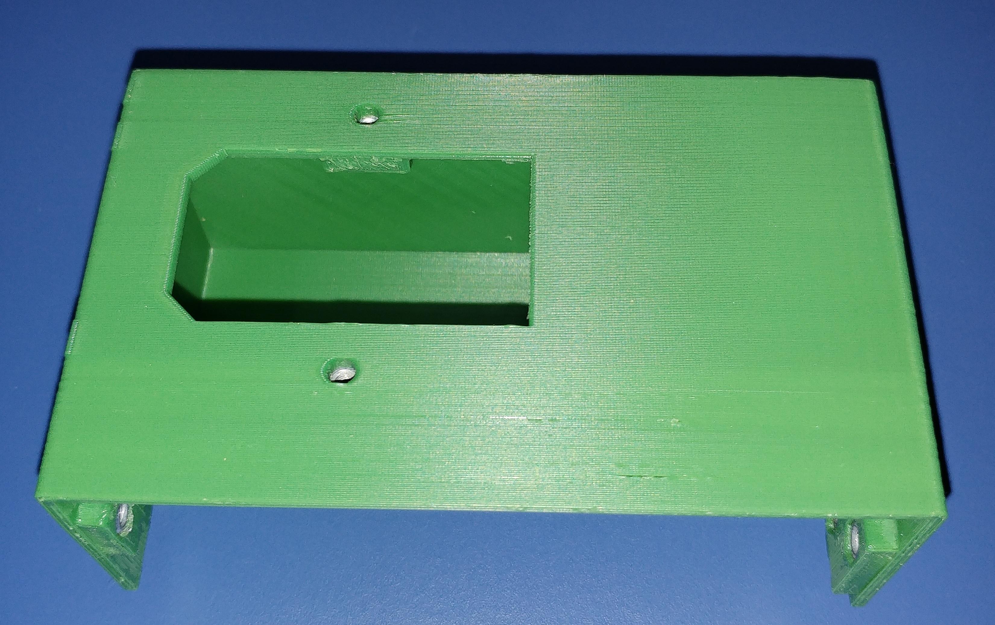 1.jpg Télécharger fichier STL gratuit Carcasa Fuente de Alimentación con interruptor de encendido • Plan pour imprimante 3D, celtarra12