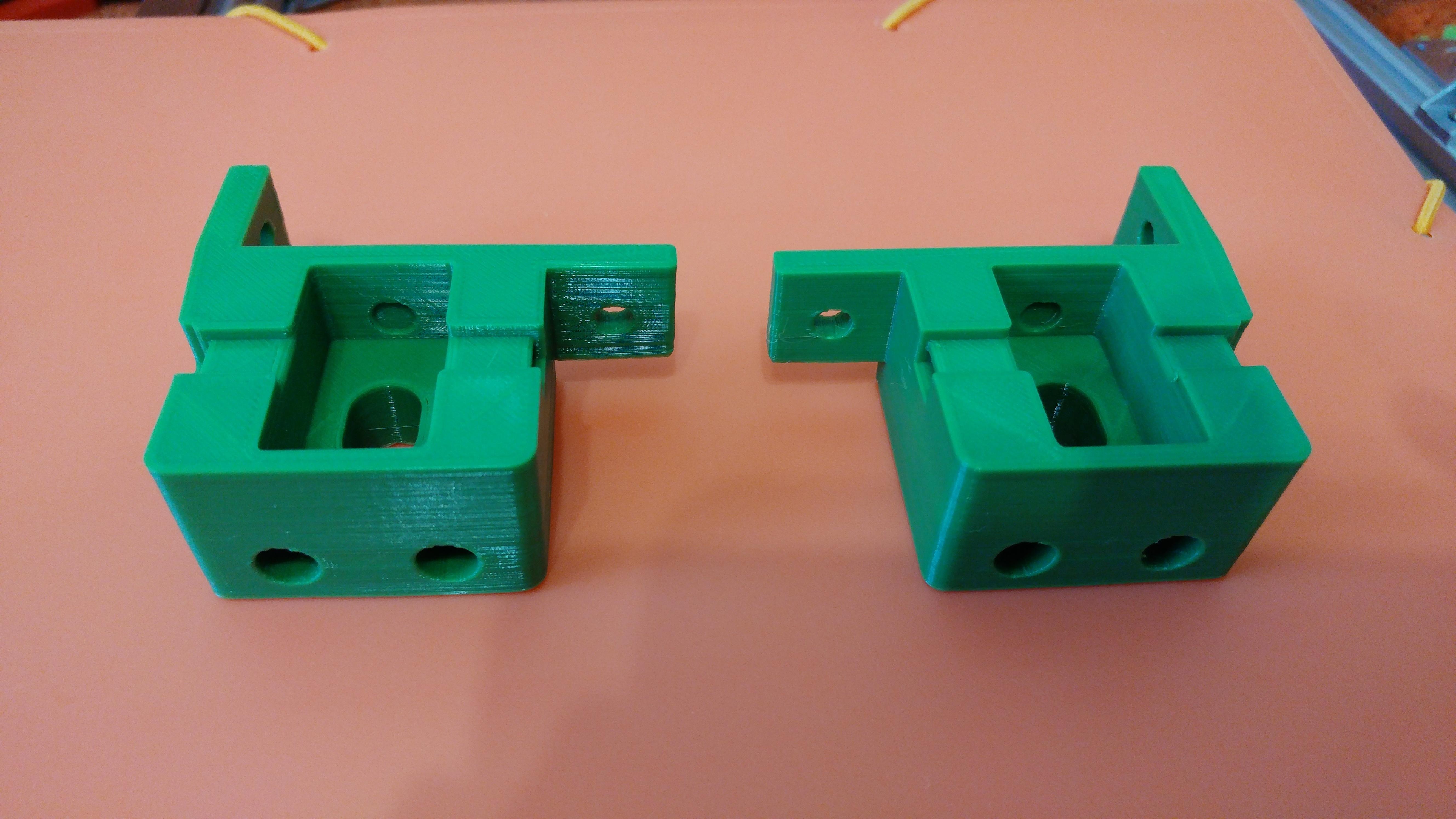 20190629_145911.jpg Télécharger fichier STL gratuit Parte Superior Husillo eje Z con muelle para perfil de aluminio 2040 • Plan imprimable en 3D, celtarra12