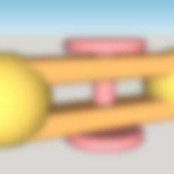 spinning.stl Télécharger fichier STL gratuit Planeta Dual Rotatorio • Objet imprimable en 3D, celtarra12
