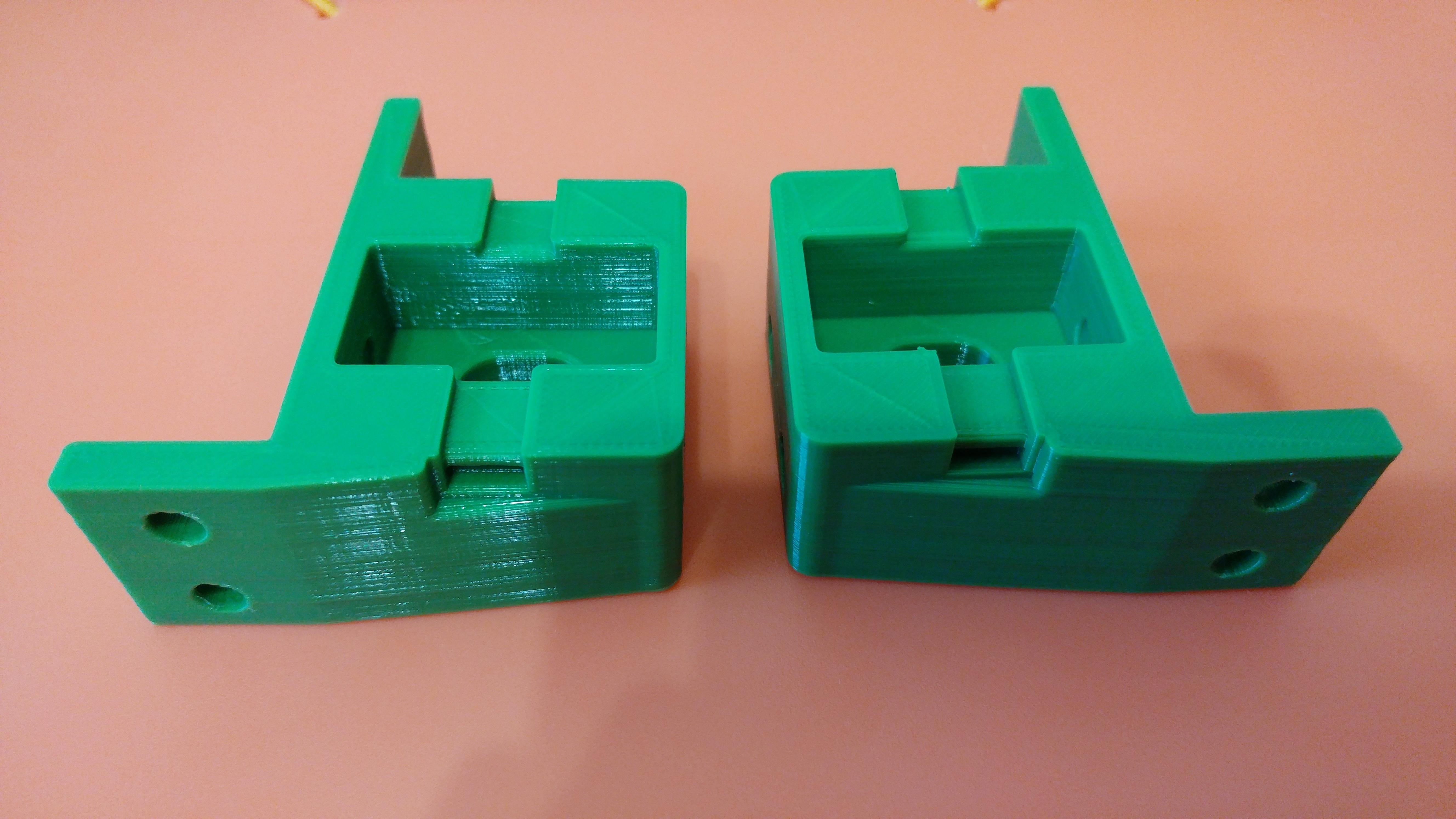 20190629_145955.jpg Télécharger fichier STL gratuit Parte Superior Husillo eje Z con muelle para perfil de aluminio 2040 • Plan imprimable en 3D, celtarra12