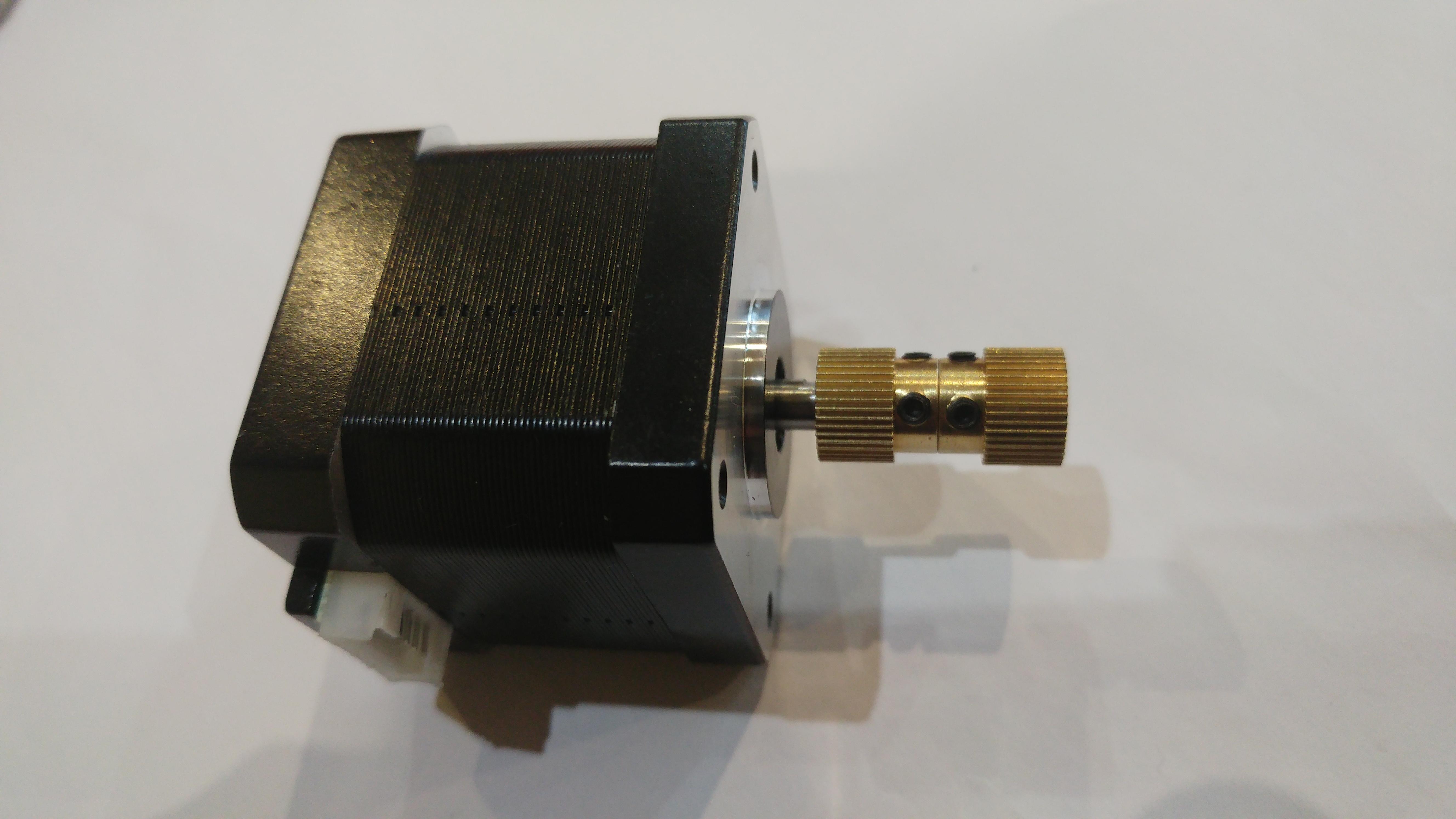 20190118_161109.jpg Télécharger fichier STL gratuit Doble Extrusor para montaje en Bowden con un sólo motor • Objet imprimable en 3D, celtarra12