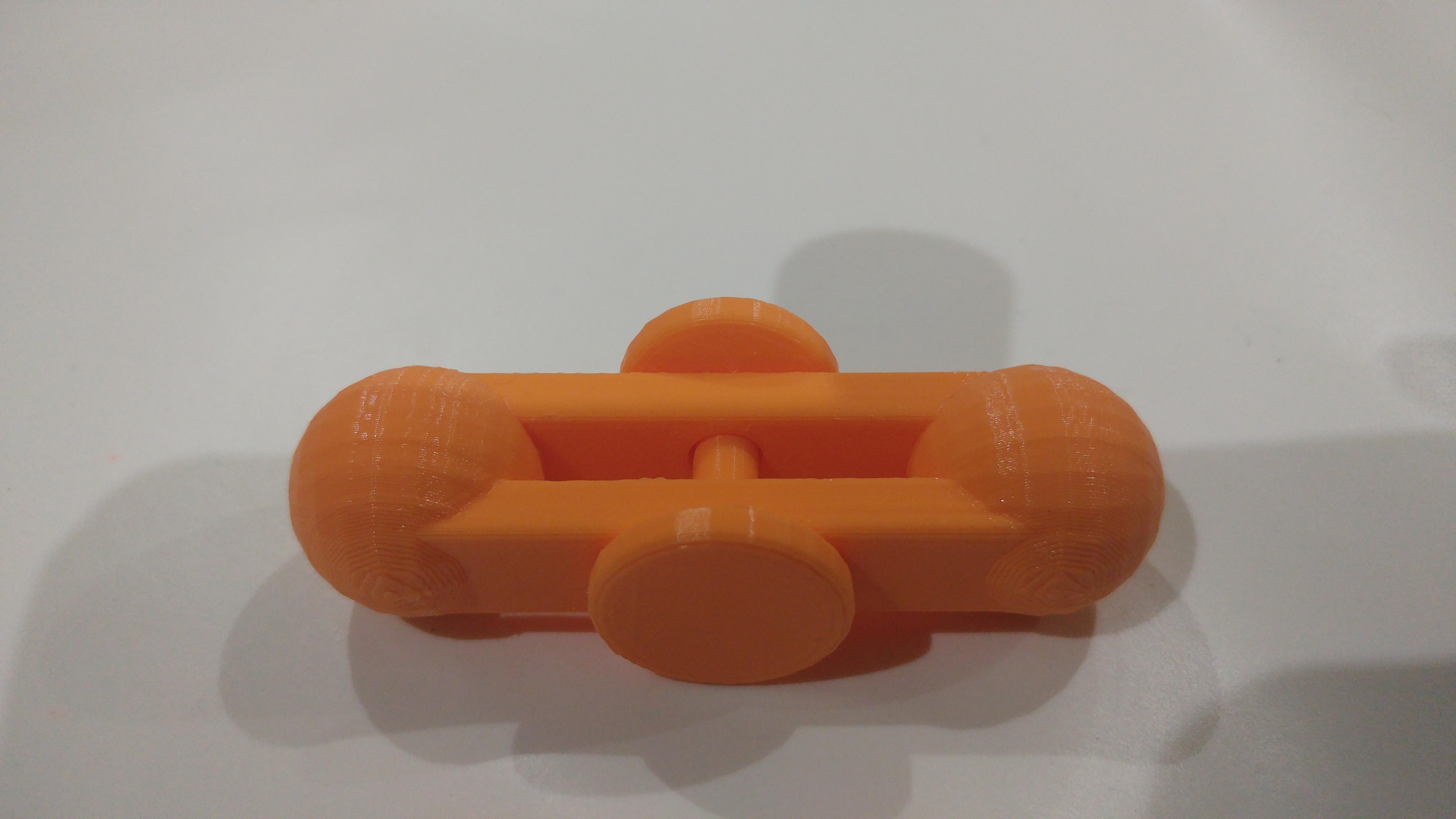 20190104_233757.jpg Télécharger fichier STL gratuit Planeta Dual Rotatorio • Objet imprimable en 3D, celtarra12