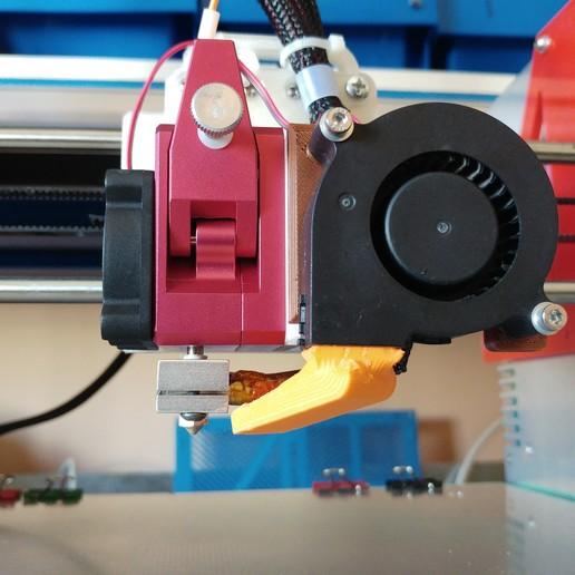 20200329_141126.jpg Télécharger fichier STL gratuit Support moteur pour extrudeuse directe BMG pour Anet A8 /AM8 • Objet à imprimer en 3D, celtarra12