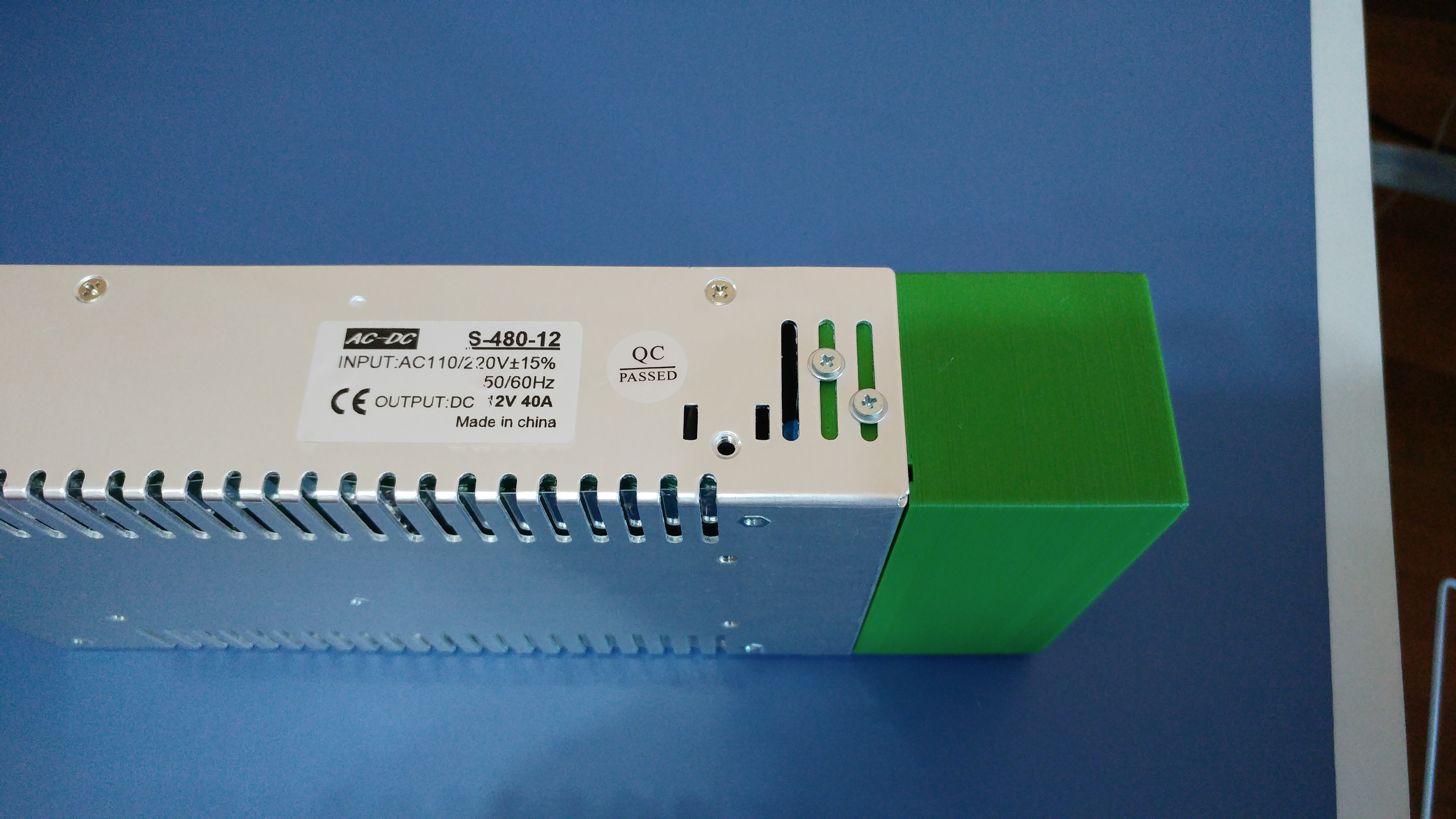 20190816_125249.jpg Télécharger fichier STL gratuit Carcasa Fuente de Alimentación con interruptor de encendido • Plan pour imprimante 3D, celtarra12