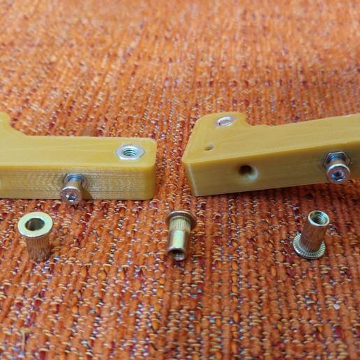 20190126_181318.jpg Télécharger fichier STL gratuit Doble Extrusor para montaje en Bowden con un sólo motor • Objet imprimable en 3D, celtarra12
