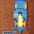 20181222_211213.jpg Télécharger fichier STL gratuit Tren Lego Duplo Motorizado controlado por Infrarojos • Objet à imprimer en 3D, celtarra12