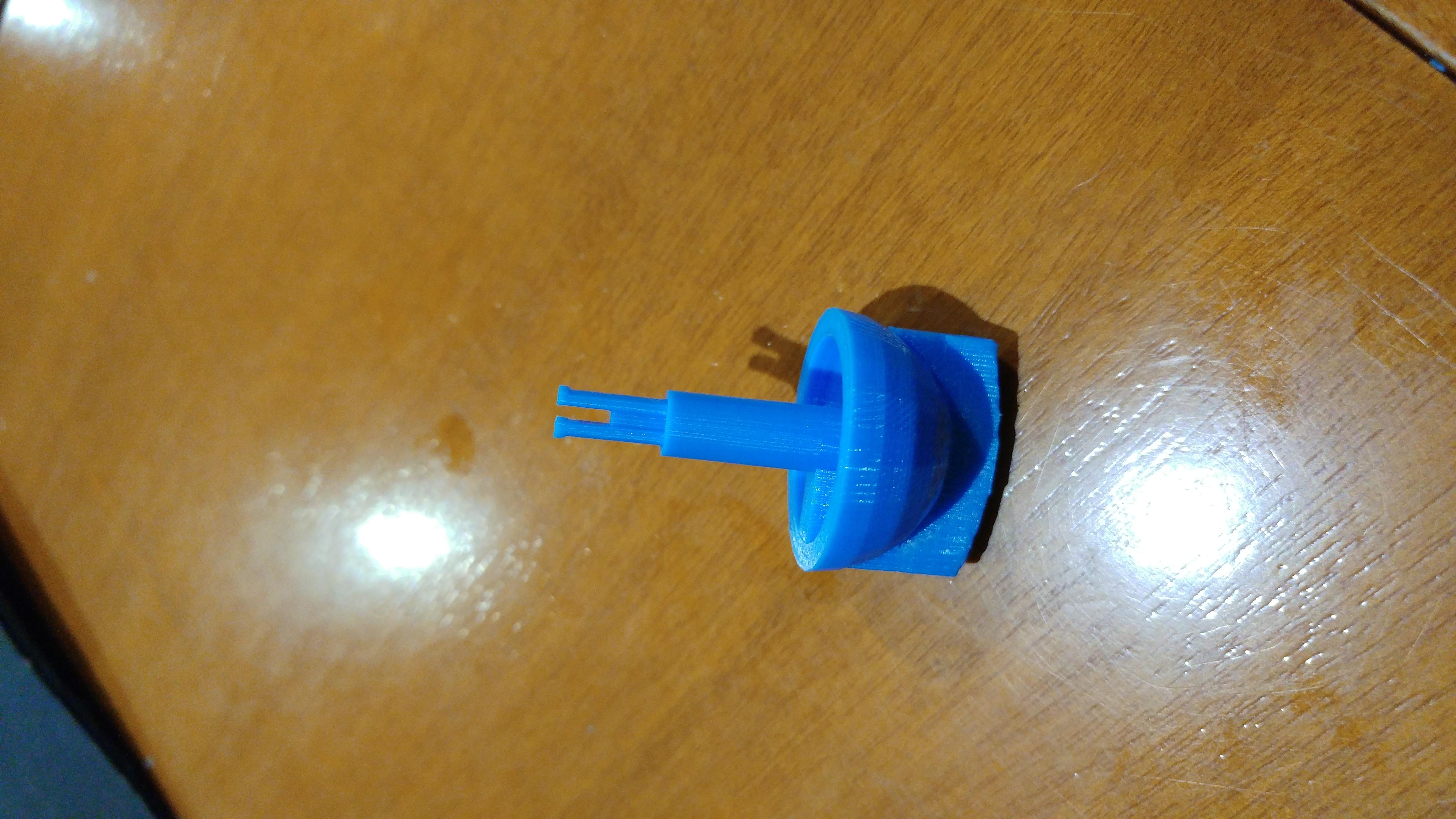 Mando2.jpg.jpg Télécharger fichier STL gratuit Sélecteur, Mando Calefacción • Objet pour imprimante 3D, celtarra12