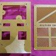 20190319_010525.jpg Télécharger fichier STL gratuit Caja placa Zonestar ZRIB para Anet A8 / AM8 (Extrusor Dual multicolor) • Design pour impression 3D, celtarra12