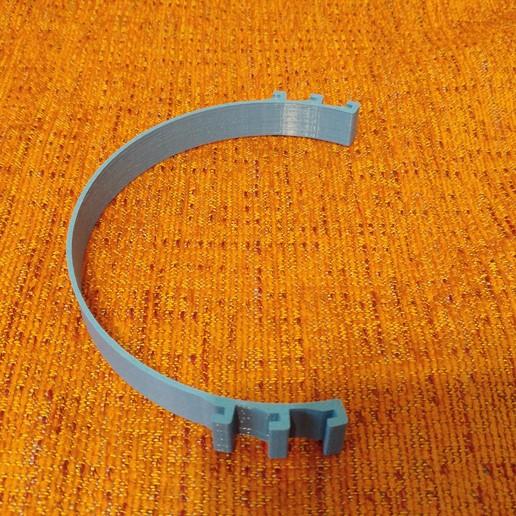 20200621_210839_HDR.jpg Télécharger fichier STL gratuit Porte-masque simple et double courbe + Boucle d'oreille (pour sauver les oreilles) • Objet pour imprimante 3D, celtarra12