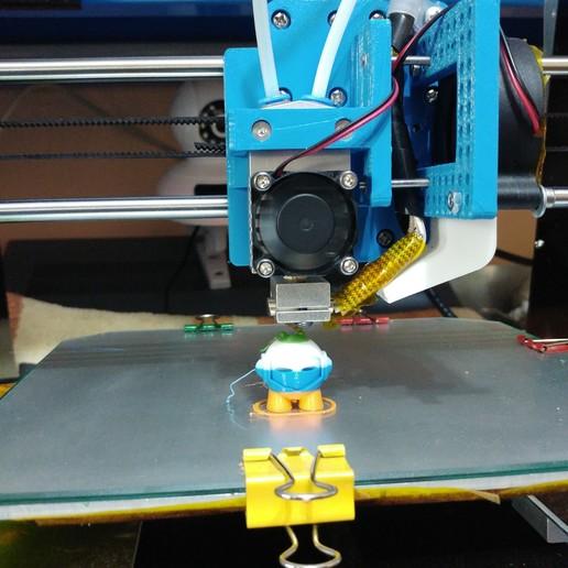 20190126_174839.jpg Télécharger fichier STL gratuit Doble Extrusor para montaje en Bowden con un sólo motor • Objet imprimable en 3D, celtarra12