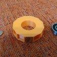 Download free 3D printing templates Transmisión magnética, celtarra12