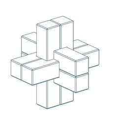 Descargar diseños 3D gratis Mini Puzzle Puzzle, Bdz37