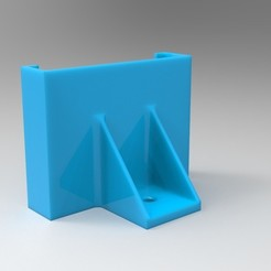 Download free 3D printing files Phone Holder with Thread, Bdz37