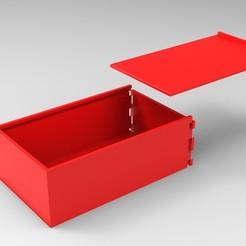 Descargar diseños 3D gratis Caja de salpicadero, Bdz37