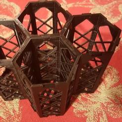 Plan imprimante 3D gatuit Porte Ducro Modulable, Bdz37
