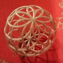 Modelos 3D gratis Doble hélice esférica, Bdz37