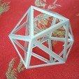 Free 3D printer designs Isocaedre, Bdz37