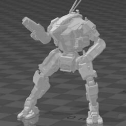 ASN-21.jpg Download free STL file The Hitman FightMech Collection of CommissarHarris • 3D print design, CaptainFathom