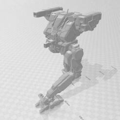 FLE-4.jpg Download free STL file The Parasite FightMech Collection of CommissarHarris • 3D printer model, CaptainFathom