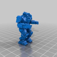 Télécharger plan imprimante 3D gatuit Ours Skunk WVR-6M, CaptainFathom