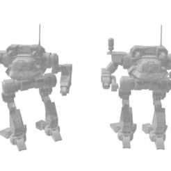 Télécharger plan imprimante 3D gatuit FightTech DIY Pup C, CaptainFathom