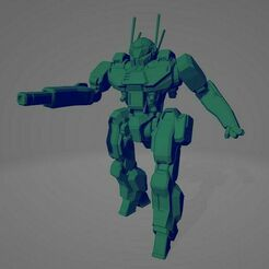 Vespine.jpg Download free STL file The Vespine FightMech Collection - CommissarHarris • 3D printable object, CaptainFathom